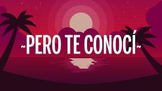 Reik - Pero Te Conocí (Letra/Lyrics)