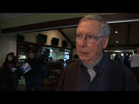 What McConnell would do as Senate majority leader