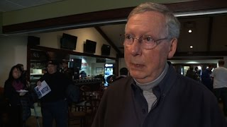 What McConnell would d๐ as Senate majority leader