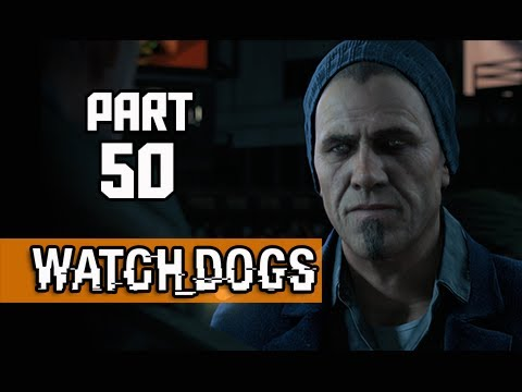Watch Dogs Walkthrough Part 50 - In Plain Sight (PS4 1080p Gameplay)