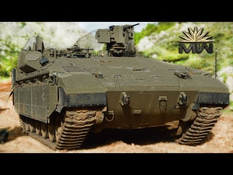 Namer ⚔️ Israeli Heavy APC [Review]