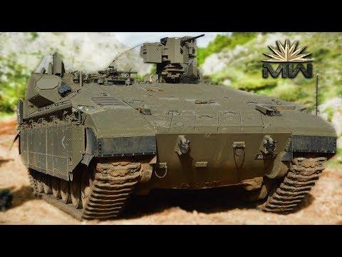 Namer ⚔️ Israeli Heavy APC [Review]