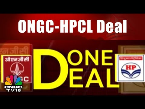 ONGC-HPCL Deal: ONGC to Buy Govt's Stake in HPCL at Rs 473.97/Share || CNBC TV18