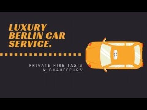 limo service berlin