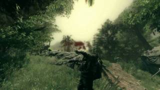 Sniper Ghost Warrior Game Play