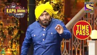 The Return Of Siddhu!   The Kapil Sharma Show Season 2   Time Pass With Kapil