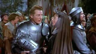 Danny Kaye - der Hofnarr - der Becher mit dem Fächer