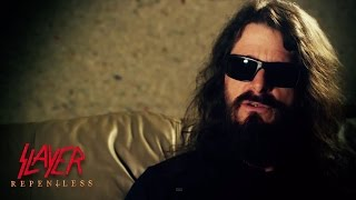 SLAYER - Paul Bostaph's Return on REPENTLESS (OFFICIAL INTERVIEW)