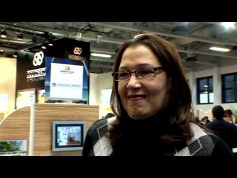 Jeannette Sanchez-Lopez, VP Sales & Marketing, Casa de Campo @ ITB 2010