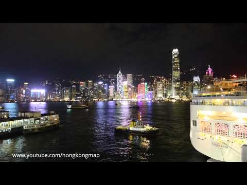 Victoria Harbour @ Friday Night