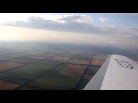 Брянск-Краснодар. Первый рейс из аэропорта