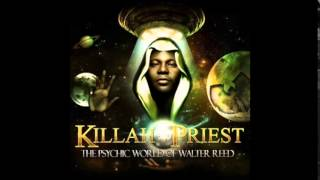Killah Priest - Tonight We Ride - The Psychic World Of Walter Reed