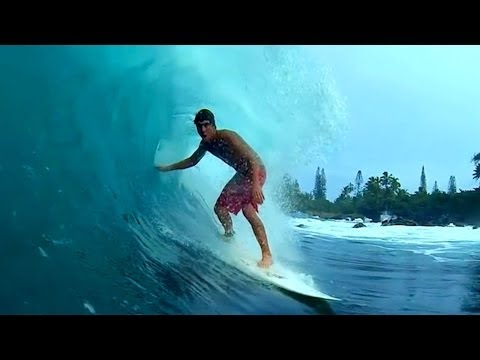 Surfing Hawaii - Couleurs of Maui
