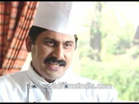 Interview with Chef Rakesh Sethi on the launch of Oberoi's recipe website