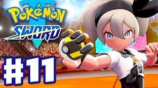 Gym Leader Bea! - Pokemon Sword and Shield - Gameplay Walkthrough Part 11