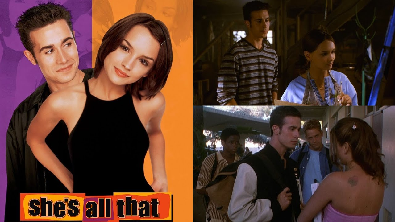 shes all that remake amc movie news youtube