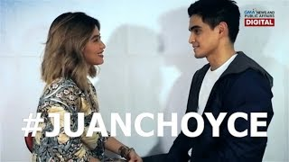 #Juanchoyce Kilig Moment with Juancho Trivino and Joyce Pring