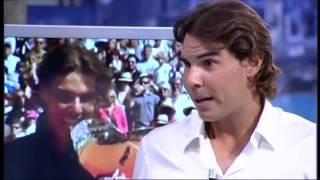 El Hormiguero - Rafa Nadal: Tennis is a sport of errors / El tenis es un deporte de errores (Part 1)