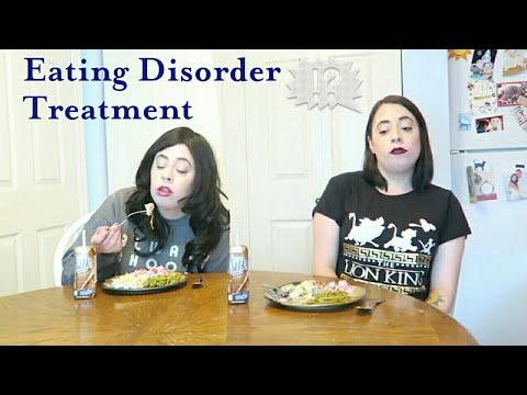 WHAT IT'S LIKE IN AN EATING DISORDER TREATMENT CENTER
