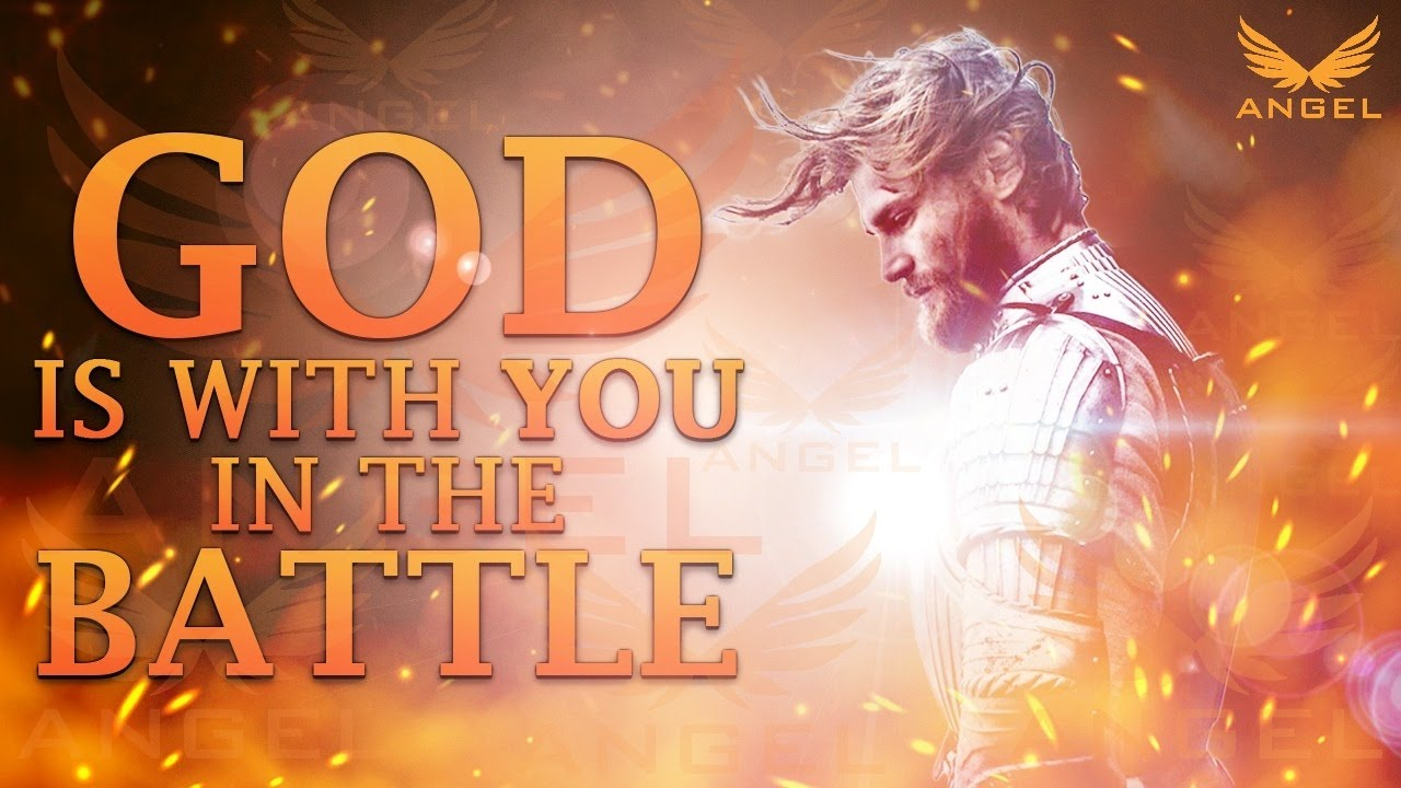Don't Give Up | God Is With You In Battle - Edris Heral Motivation