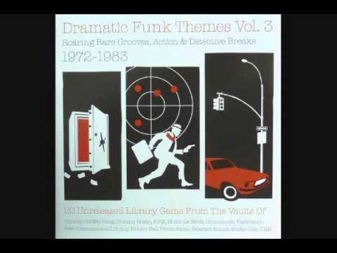 01. Leer Paul Leary - Nowhere To Run - Dramatic Funk Themes 3