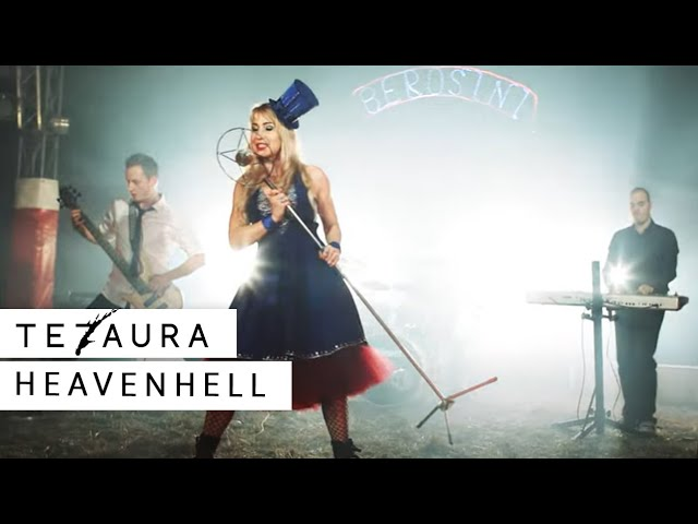 Tezaura - Heavenhell [OFFICIAL MUSIC VIDEO]