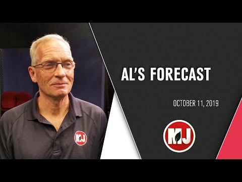 Al's Forecast | October 11, 2019