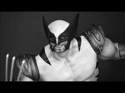Wolverine Model Kit