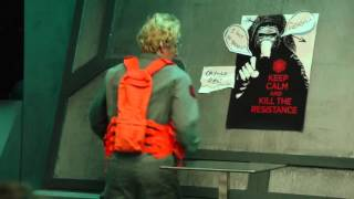 Adam Driver SNL Undercover Boss Deleted Scene