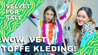 JIAMI verkoopt haar HALVE KLEDINGKAST! | Velvet for Sale -  CONCENTRATE VELVET