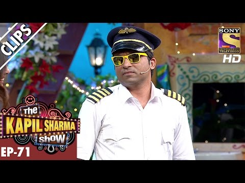 Chandu's Ticket to Hollywood - The Kapil Sharma Show – 1st Jan 2017