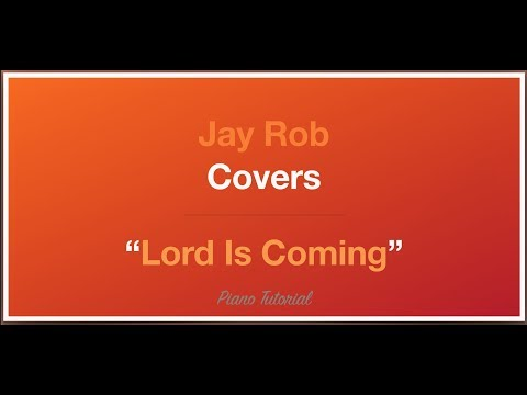 Lord Is Coming | H.E.R. | Piano Tutorial