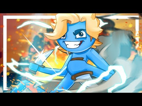 Sticks and stones may break my bones, but this knife gonna cut you fool! - Stick Fight