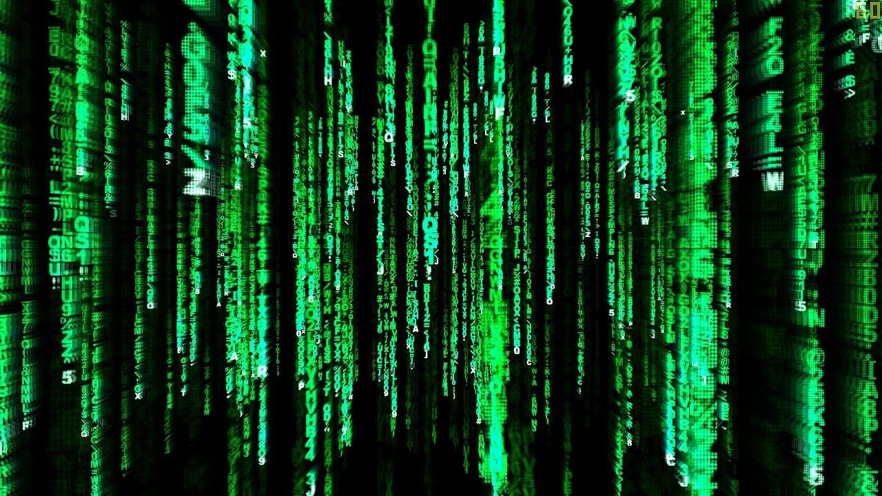 Matrix world 3d screensaver for windows hd youtube - Matrix wallpaper download free ...