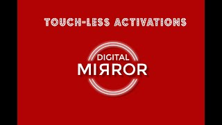 #DM Digital Mirror, Hype-Worthy Photo, Video, Gif, VR experiences for Brands. Fully Customizable!