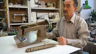 подольск класс 100 - Обзор швейной машины ПМЗ