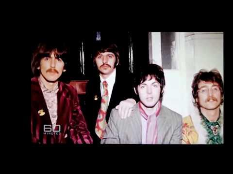 PAUL McCARTNEY Interview 60 Minutes (2017)