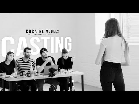 Model Castings 2018  ▶ #1 Cologne #COCAINEMODELS (German)