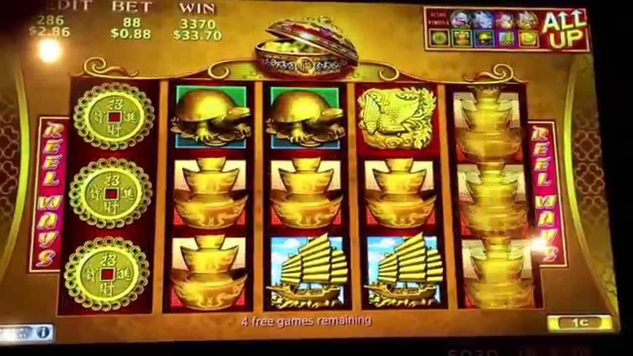 88 fortunes slot machine jackpots videos