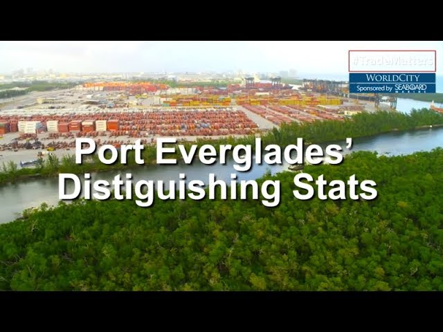What Sets Port Everglades Apart from other Seaports