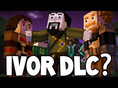 Minecraft Story Mode Season 3 Ivor S Adventure Dlc Youtube