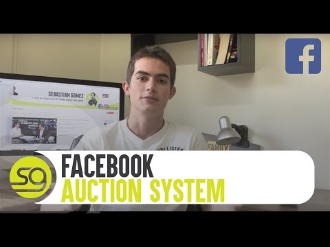 How The Facebook Auction System Works Youtube