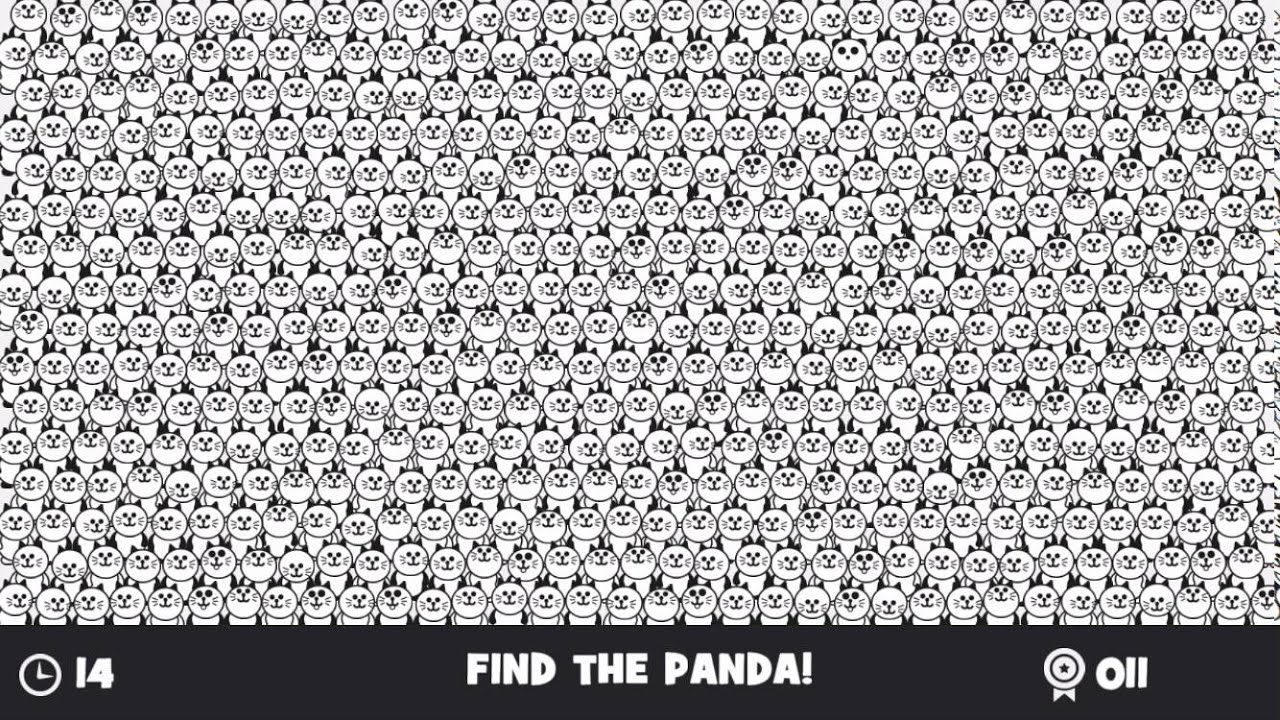 find the panda ios gameplay youtube