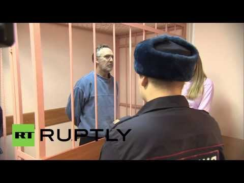 Russia: Australian Arctic 30 activist Colin Russell to remain in prison until February
