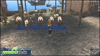 uncharted Waters Online Gameplay - First Look HD