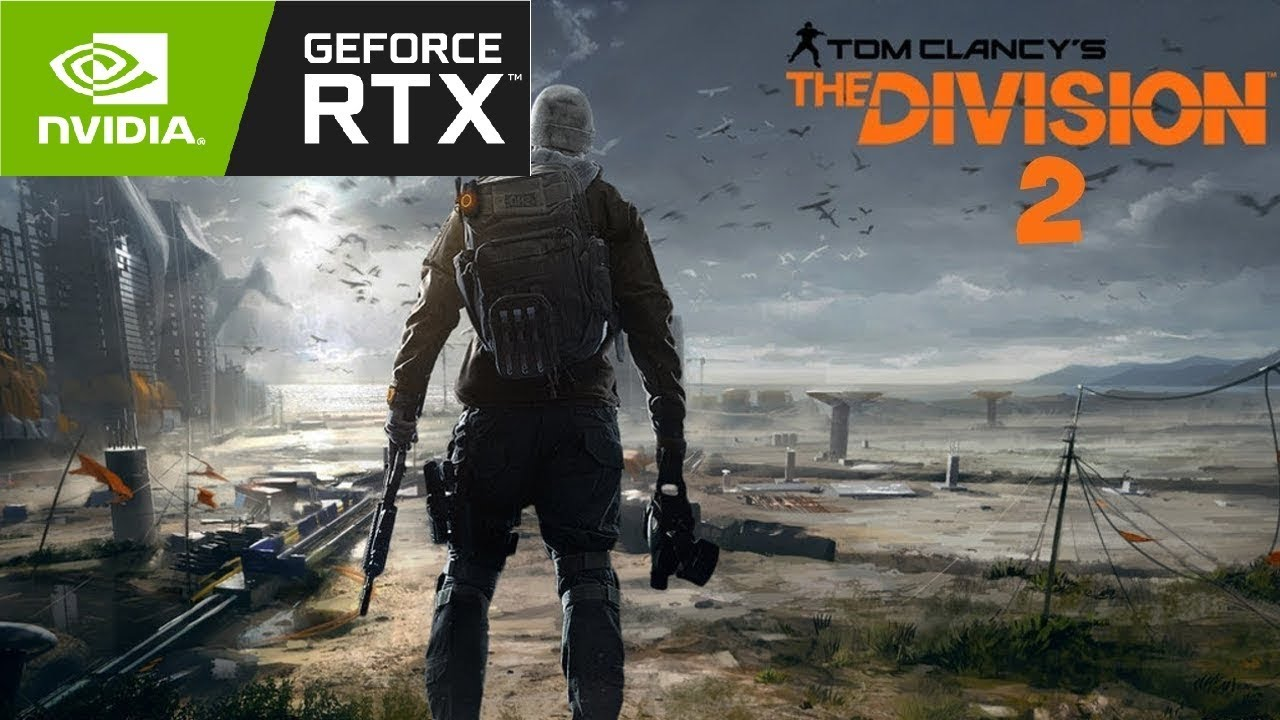 The Division 2 GeForce RTX 2080 Benchmark Test | 1080p