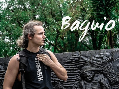From Burnham Till Mines View Park - Baguio City IS Awesome! 😎  Philippines Vlog 20