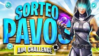 SORTEO de paVos + partida que no fallo balas!! en FORTNITE +697 wins