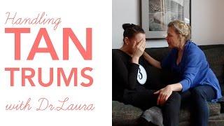 LoveParenting: Dr Laura Markham Handles a Tantrum (role play!)