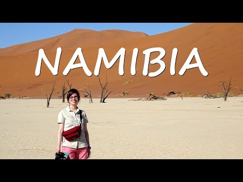 AFRICAN ADVENTURE | TRAVEL VIDEO NAMIBIA 2017 🐘